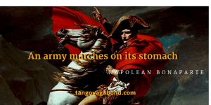 Napolean-Food-Quote