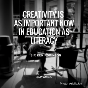 Creativity-Literacy